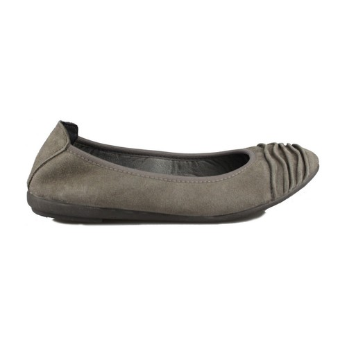 Schuhe Damen Ballerinas Vulladi SERRAJE BAILARINA GRIS
