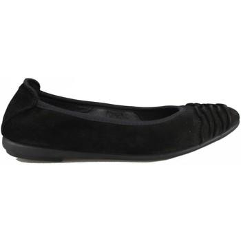 Schuhe Damen Ballerinas Vulladi SERRAJE BAILARINA BLACK