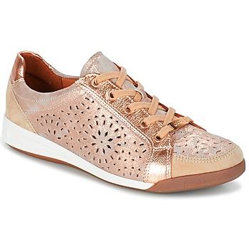 Schuhe Damen Sneaker Low Ara ZIMELLE Rose