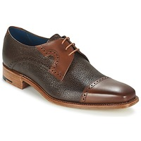 Schuhe Herren Derby-Schuhe Barker POLOA Braun