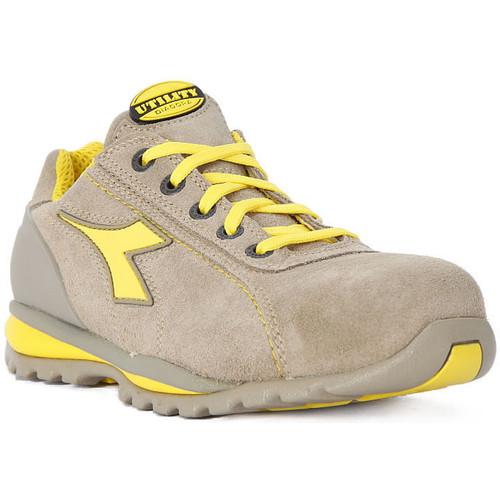 Schuhe Herren Sneaker Low Diadora UTILITY GLOVE II LOW S1P Grigio