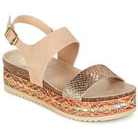 Schuhe Damen Sandalen / Sandaletten Bullboxer GROJETINE Beige