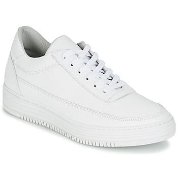 Schuhe Damen Sneaker Low Bullboxer VEZIMETINE Weiss