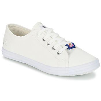 Schuhe Damen Sneaker Low Banana Moon RAYA Weiss