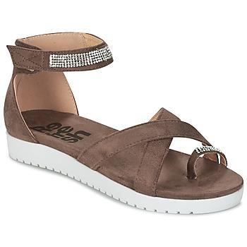 Schuhe Damen Sandalen / Sandaletten Refresh OURILICA Maulwurf