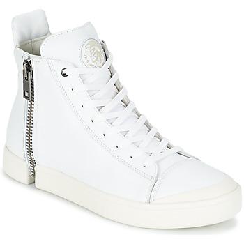 Schuhe Herren Sneaker High Diesel S-NENTISH Weiss