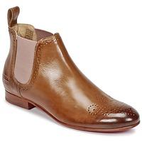 Schuhe Damen Boots Melvin & Hamilton SALLY 16 Camel