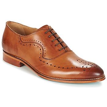 Schuhe Herren Derby-Schuhe Melvin & Hamilton KANE 6 Braun