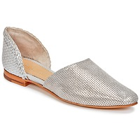 Schuhe Damen Sandalen / Sandaletten Melvin & Hamilton JOOLIE 8 Silbern