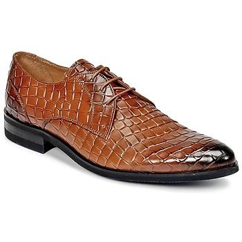 Schuhe Herren Derby-Schuhe Melvin & Hamilton TONI 1 Braun