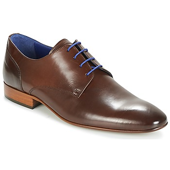Schuhe Herren Derby-Schuhe Azzaro DELIGO Braun