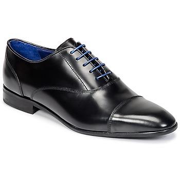 Schuhe Herren Derby-Schuhe Azzaro RAEL Schwarz