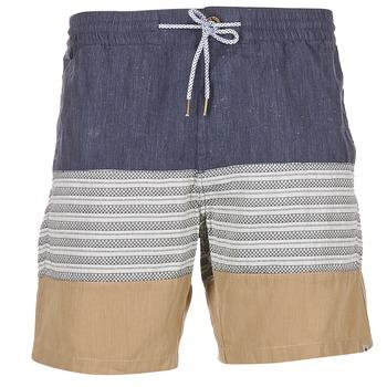 Kleidung Herren Shorts / Bermudas Volcom THREEZY JAMMER Marine / Beige / Grau