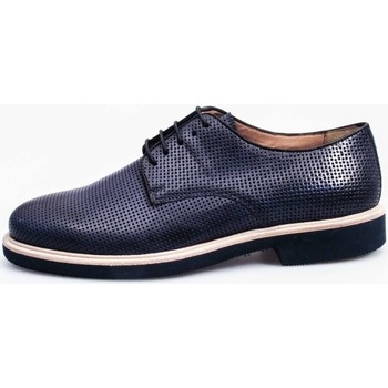 Schuhe Herren Derby-Schuhe Soldini 19762-O-S82 Lace up shoes Mann Blau Blau