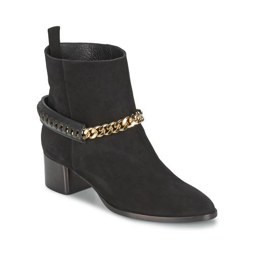 Roberto Cavalli YPS542-PC519-05051 Schwarz  Schuhe Low Boots Damen 620