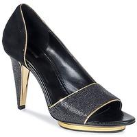 Schuhe Damen Sandalen / Sandaletten Roberto Cavalli YDS637-UF013-05051 Schwarz