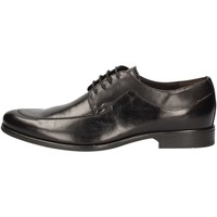 Schuhe Herren Derby-Schuhe Nicolabenson 1562B Lace up shoes Mann Schwarz Schwarz