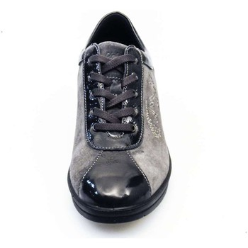 Schuhe Damen Sneaker Low Imac 22250 D GRAY