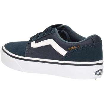 Schuhe Kinder Sneaker Low Vans VN-0 18ZK77 Sneakers Junge NAVY NAVY