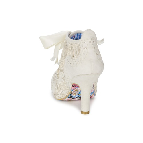 Irregular Choice ABIGAILS THIRD PARTY Weiss / Creme Schuhe Ankle Boots Damen 94,40