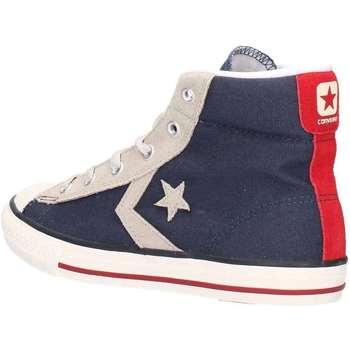 Schuhe Kinder Sneaker Low Converse 652747C Sneakers Junge NAVY NAVY