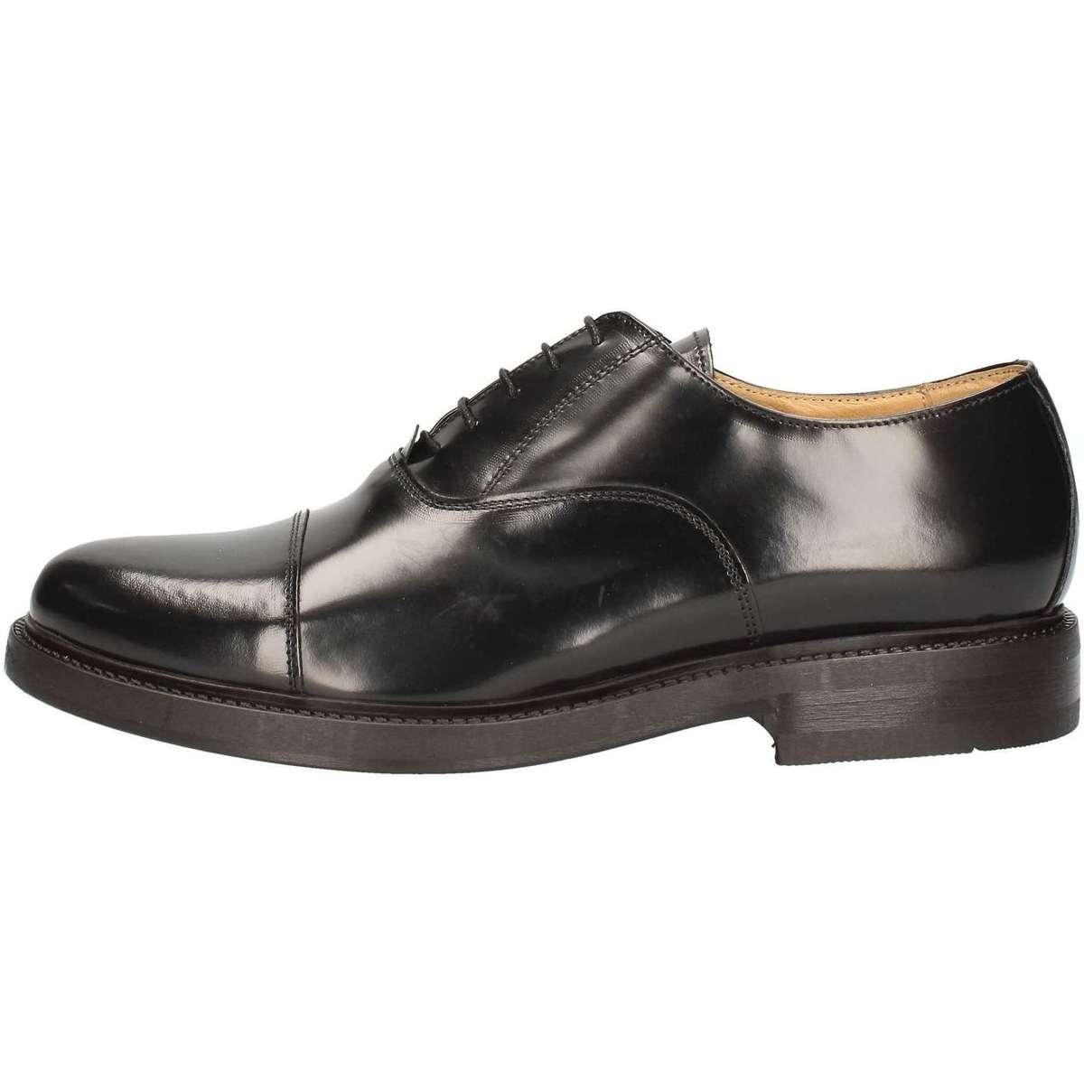Hudson 904 Lace up shoes Mann Schwarz Schwarz - Schuhe Sneaker High Herren 92,20 €