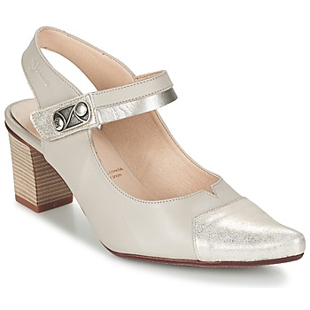 Schuhe Damen Pumps Dorking DELTA Beige
