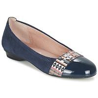 Schuhe Damen Ballerinas Dorking TELMA Marine