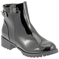 Schuhe Damen Low Boots Laura Biagiotti BEATLES VERNICE halbstiefel