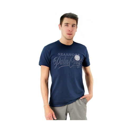 Kleidung Herren T-Shirts Sun Valley Moneyr Blau
