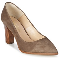 Schuhe Damen Pumps Betty London NAGARA Maulwurf