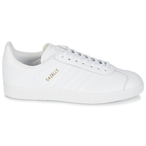 adidas adidas adidas Originals GAZELLE Weiss Schuhe Sneaker Low 80 34a6b3