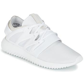 Schuhe Damen Sneaker High adidas Originals TUBULAR VIRAL W Weiss