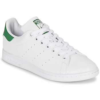 Schuhe Damen Sneaker Low adidas Originals STAN SMITH W Weiss