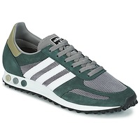 Schuhe Herren Sneaker Low adidas Originals LA TRAINER OG Grau
