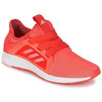 Schuhe Damen Laufschuhe adidas Performance EDGE LUX W Korallenrot