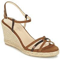 Schuhe Damen Sandalen / Sandaletten Mellow Yellow BERLINA Braun