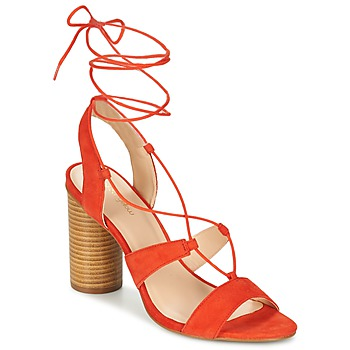 Schuhe Damen Sandalen / Sandaletten Mellow Yellow BRUNE Orange