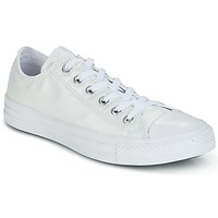 Schuhe Damen Sneaker Low Converse CHUCK TAYLOR ALL STAR SEASONAL METALLICS OX Weiss