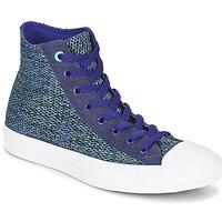 Schuhe Herren Sneaker High Converse CHUCK TAYLOR ALL STAR II OPEN KNIT HI Blau