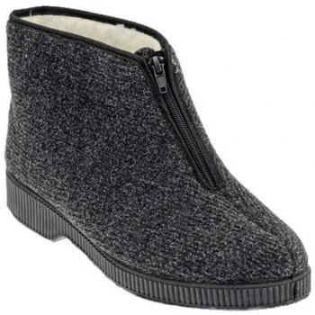 Schuhe Herren Pantoffel Davema 1367 pantoletten hausschuhe
