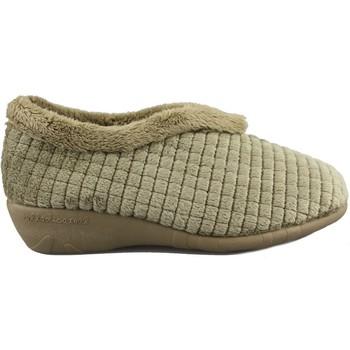 Schuhe Damen Hausschuhe Vulladi MONTBLANC BEIGE