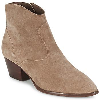Schuhe Damen Low Boots Ash HEIDI BIS Braun
