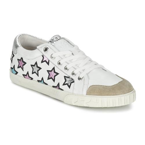 Ash MAJESTIC Weiss  Schuhe Sneaker Low Damen 99,50