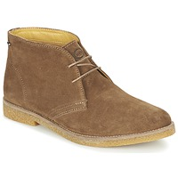Schuhe Herren Boots Base London CHARLTON Braun