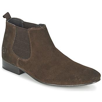 Schuhe Herren Boots Base London BROKER Braun
