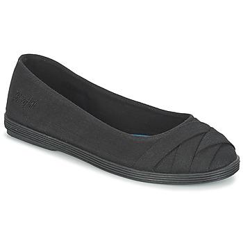 Schuhe Damen Ballerinas Blowfish Malibu GLO Schwarz