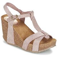 Schuhe Damen Sandalen / Sandaletten Elue par nous ZECDOUVE Rose
