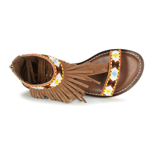 Metamorf'Ose Sandalen ZACCIN Braun  Schuhe Sandalen Metamorf'Ose / Sandaletten Damen 55,99 7be4ec
