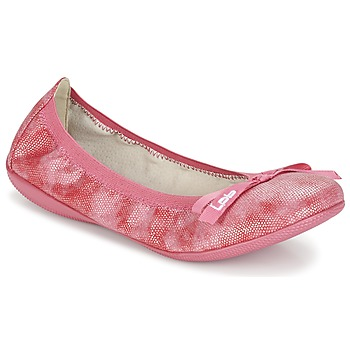 Schuhe Damen Ballerinas LPB Woman ELLA Rose